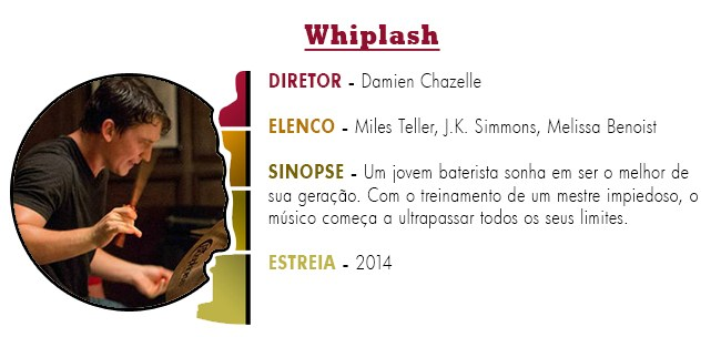 OSCAR 2015 Whiplash BEST PICTURE ACADEMY AWARDS 2015