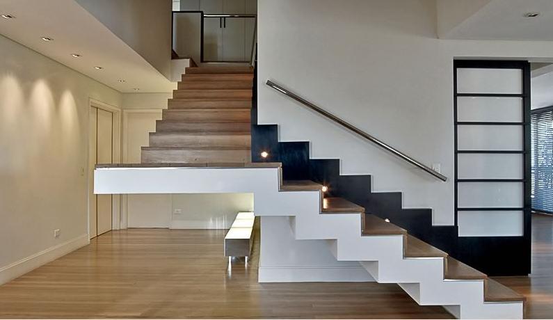 Sala Pequena Com Escada Em U ~ iG Colunistas – Dicas da Arquiteta  blog da arquiteta Mariana