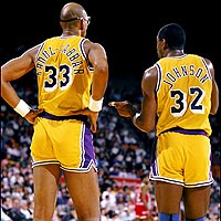 Kareem e Magic