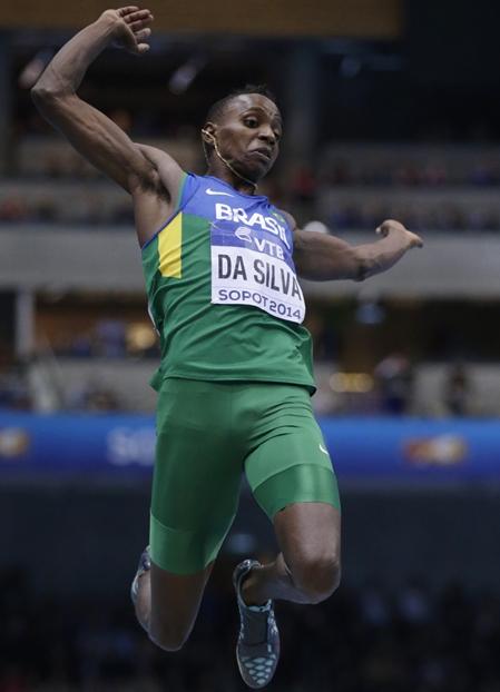 Duda assegurou o bicampeonato mundial apenas no último salto