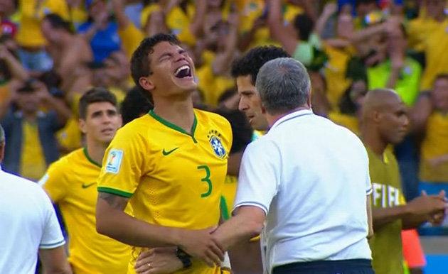 O COB ficou preocupado com o efeito psicológico da Copa do Mundo em alguns jogadores da seleção,como Thiago Silva