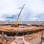 Centro Olímpico de Tênis - interno
