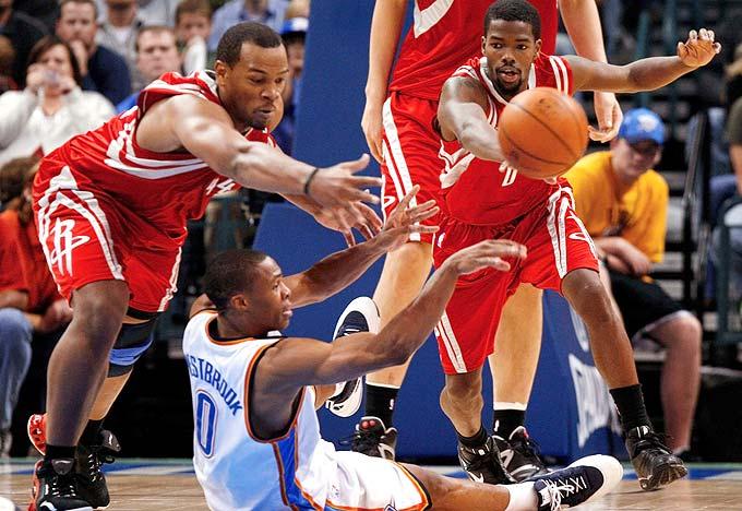 Rockets x Thunder