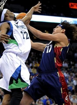 Cavaliers Timberwolves Basketball