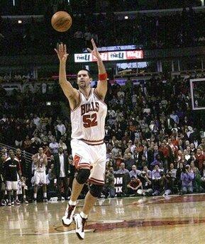 Nuggets Bulls Basketball