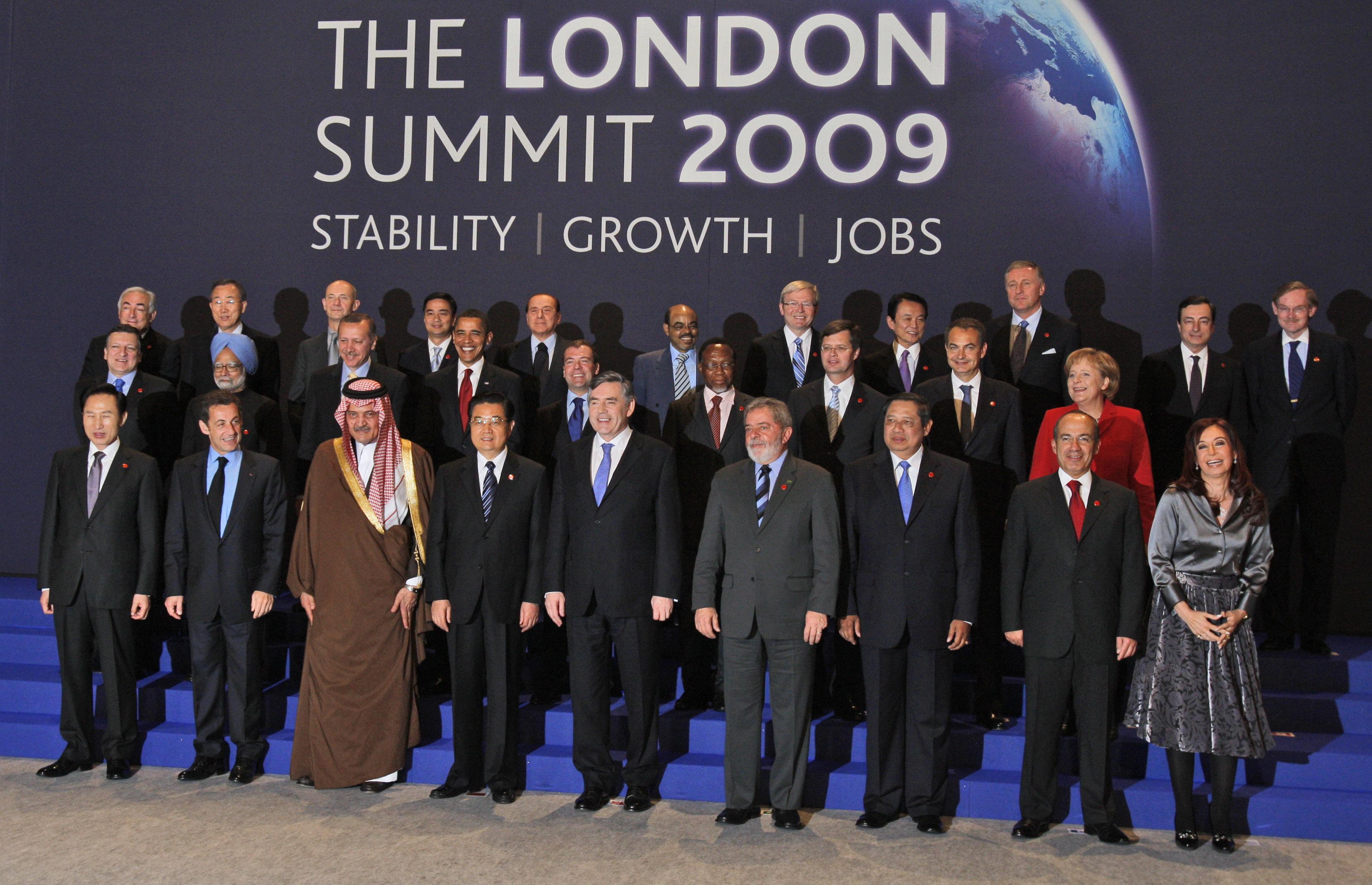 Resultado de imagem para g20 com lula