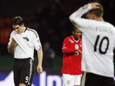 Alemanha x Inglaterra