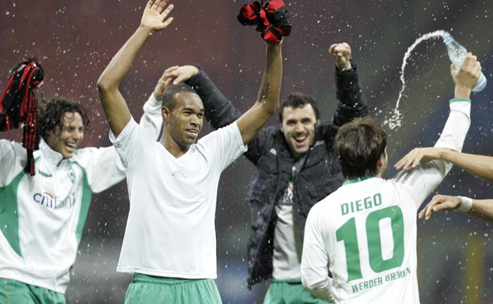 Werder Bremen comemora