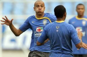 Alex Silva na seleção brasileira