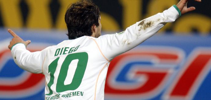 Diego, do Werder Bremen