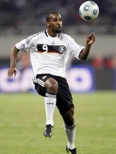 Cacau estreou pela seleção alemã