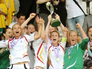 Alemanha campeã europeia sub-17