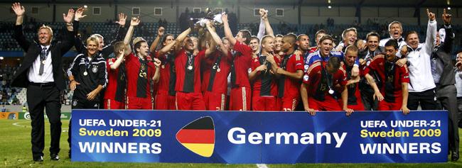 Alemanha campeã