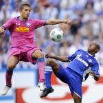 Mineiro no Schalke 04