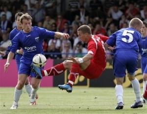 Podolski deixou sua marca pelo Colônia
