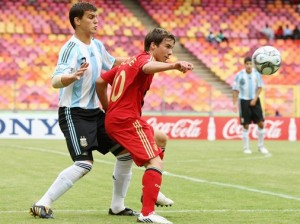 Alemanha 1 x 2 Argentina