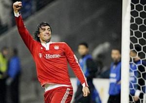 Luca Toni deixou sua marca