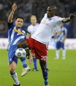 Hamburgo 0 x 1 Bochum