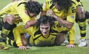 Borussia Dortmund venceu outra