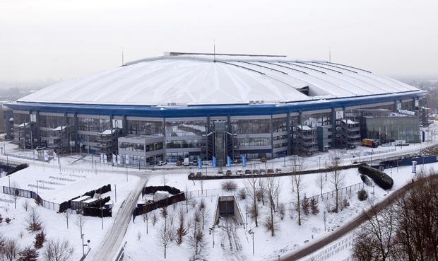 Veltins Arena, estádio do Schalke 04