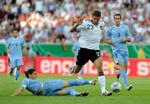 Alemanha x Uruguai