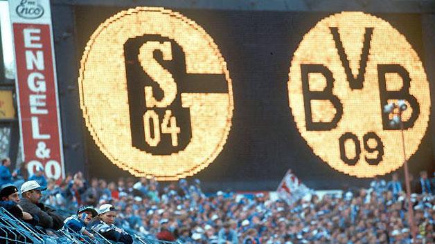 Schalke x Dortmund