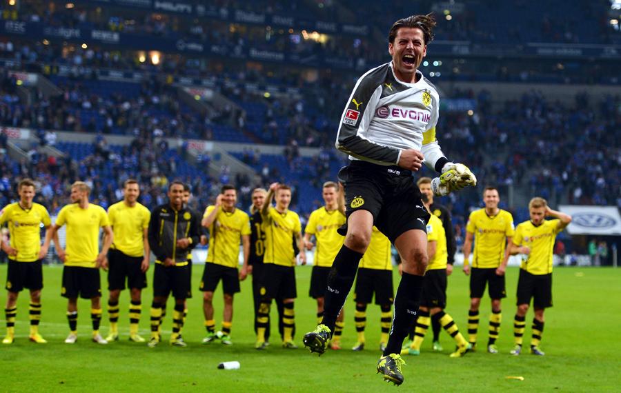 Borussia Dortmund venceu o Schalke
