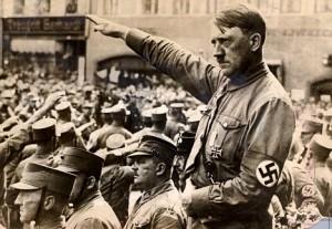Adolf Hitler torcia para o Schalke