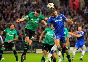 Schalke x Chelsea