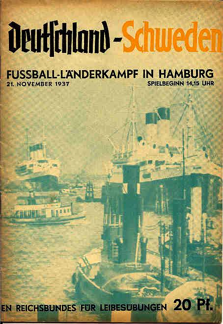 Pôster do jogo de 1937