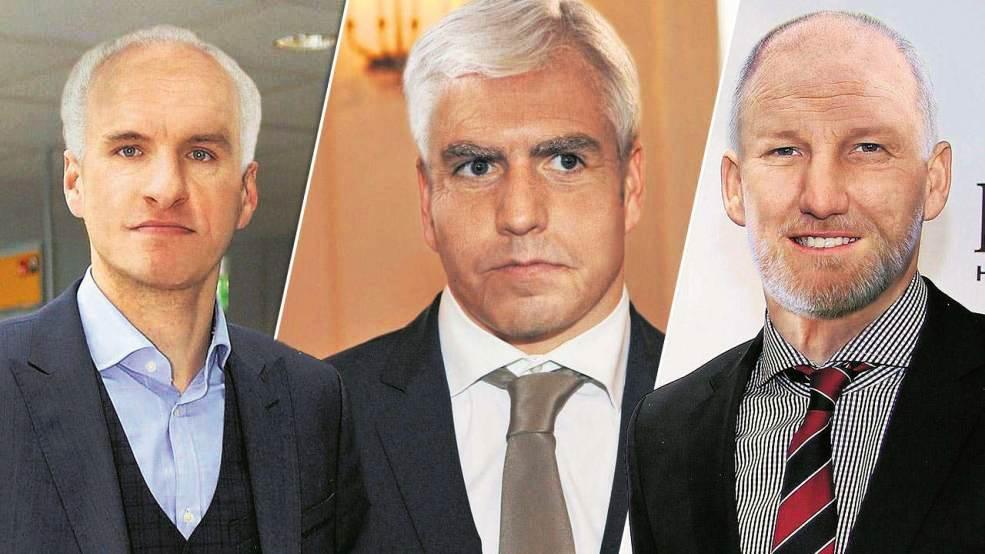 Thomas Müller, Philipp Lahm e Bastian Schweinsteiger daqui 30 anos