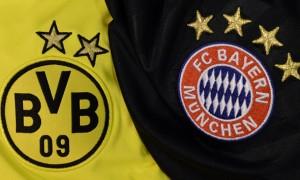 Borussia Dortmund x Bayern de Munique