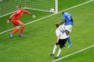 Alemanha perdeu da Itália na Euro 2012