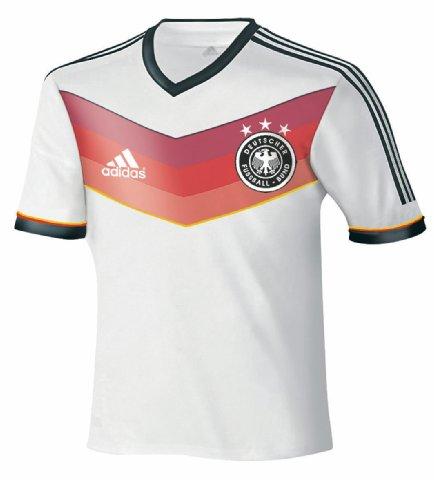 Suposta nova camisa da Alemanha