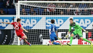 Müller decretou a vitória do Bayern
