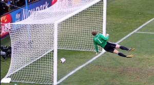 Copa do Mundo de 2010, Alemanha 4 a 1