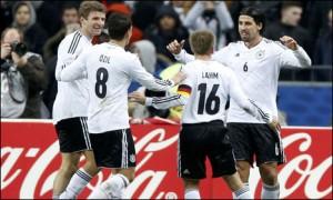 Seleção da Alemanha