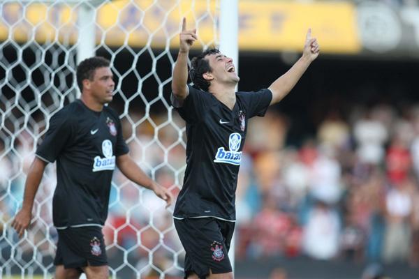 Corinthians está invicto em 2009