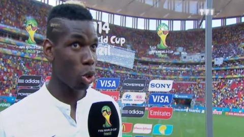 Pogba foi eleito o melhor em campo contra a Nigéria e é uma das armas de Deschamps nesta Copa