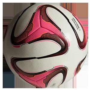 Essa é a pelota que vai rolar na L1 14-15, desenhada pela Adidas e inspirada na Brazuca, a bola da última Copa