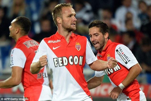 Tava 0-0 entre Montpellier e Monaco quando Valère Germain entrou aos 42 minutos do 2º tempo. Aos 48, decidiu a vitória monegasca. Un personnage, lui!