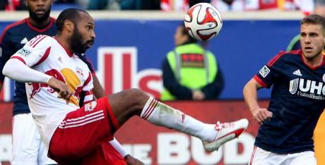 No final da carreira, com a camisa do NY Red Bulls, pela liga estadunidense, a MLS