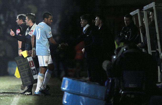 """Robinho: de transferência mais cara a maior """"flop"""" (fracasso) de todos os tempos (foto AFP)"""