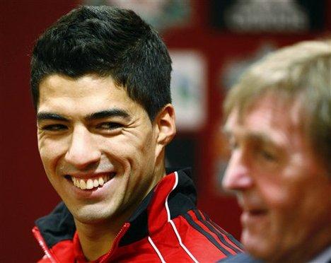 O 7 de hoje e o de ontem: Suárez também deve marcar época em Anfield