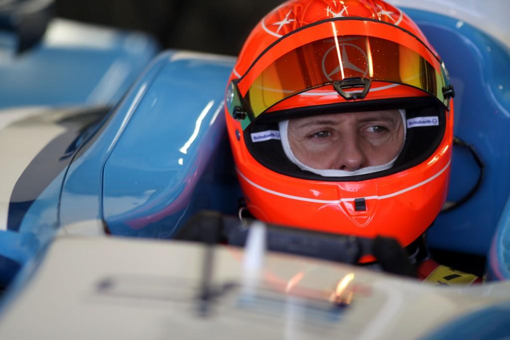 2010 GP Series Testing