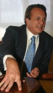 Edson de Godoy Bueno, presidente da Amil e médico cirurgião, atento à saúde nas empresas (Fotos: Rosane Naylor / Euro Comunicação).