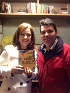 Lara Selem e Rodrigo Bertozzi são os palestrantes do evento