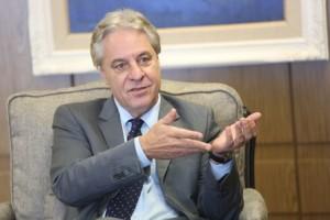 O ministro Antonio José de Barros Levenhagen deixa o TST em 25 de fevereiro (foto: divulgação)