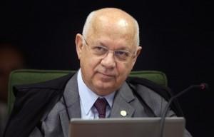 Ministro Teori Zavascki durante sessão da 2ª turma do STF em 2016. Foto: Nelson Jr