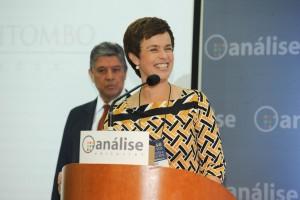 Josie Jardim (GE do Brasil) primeira colocada na pesquisa (crédito: Raul Júnior/Análise Editorial)